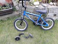 SMALL BIKES STABILIZERS AVAILABLE SOUTHEND ON SEA /LAINDON