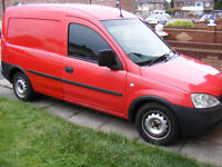 12 months mot,full service,well maintained.solid work horse.good home wanted.new van forces sale.