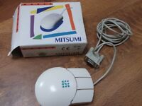 Mitsumi computer mouse brand new, unused.