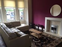 Traditional Furnished 1 Bedroom Flat - Paisley Town Centre