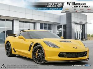 2015 Chevrolet Corvette Z06**MANUAL**Z07**NAV**6.2L 650 HP ENGIN
