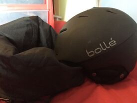 Kids Bolle Helmet immaculate condition