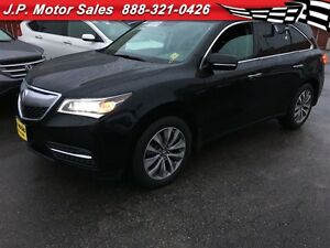 2014 Acura MDX Tech Pkg, Automatic, Navigation, Leather, Heated