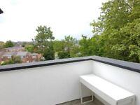 Fantastic Studio big balcony All inc, free parking/Wifi
