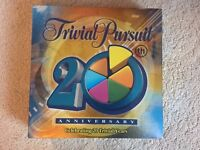 Trivial Pursuit 20th Anniversary Edition