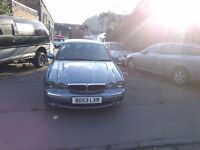 Jaguar x type 2.0 diesel in very good condition just needs mot drives well quick sale for space