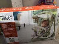 Mamas and Papas Star-Lite Swing chair
