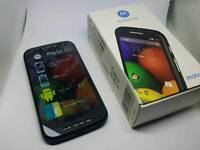 Motorola Moto E 2nd Generation boxed immaculate condition * *