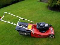 Mountfield Empress Petrol Lawn mower