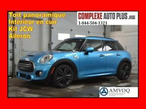 2015 Mini Cooper S 5 Door *Body Kit John Cooper Works JCW
