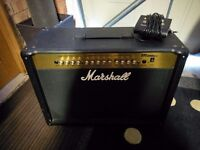 Marshall MG250DFX w/ Footswitch