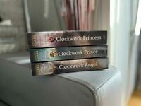 3 book set Cassandra Clare's Infernal Devices (Shadowhunters)
