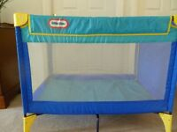 Little Tykes Travel Cot
