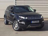 2012 Land Rover Range Rover Evoque 2.2 SD4 Prestige LUX 4x4 5dr AUTO **MEGA MEGA SPEC**one owner fsh