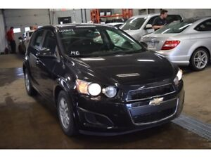 2014 Chevrolet Sonic LT HATCH A/C MAGS BLUETOOTH