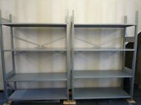 Heavy Duty Boltless Metal Shelving