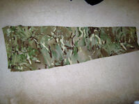 British army issue MTP combat trousers for sale