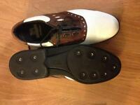 Golf shoes new condition size 10.5
