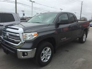 2016 Toyota Tundra DOUBLE CAB SR5 PLUS! ONLY 6,312 KMS!
