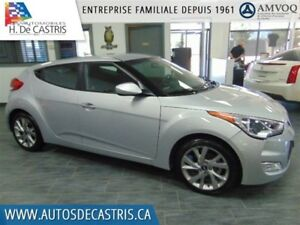2017 Hyundai Veloster *A/C, MAGS, BLUETOOTH, COMME NEUF