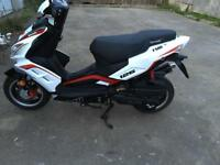 Lexmoto FMR 125 open to offers