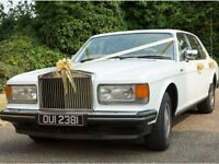20% off wedding car hire (e.g Rolls Royce, Bentley)