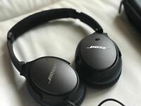 Bose quiet comfort 25 noise cancelling headphones qc25