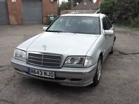 MERCEDES C180 1.8 ESPRIT R REG SPARES OR REPAIR