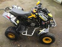 Bombardier ds650 baja quad... not Yamaha raptor, ktm, ltz, Polaris, Honda, can-am