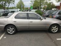 Lexus LS 400 4.0 4dr LEATHER AUTO, Beautiful Runner CLEAN IN/OUT ,
