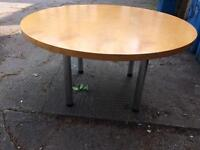 X3 cafe/ conference tables