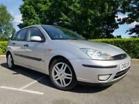 Ford focus, 1.8 diesel, MOT til 27th Aug