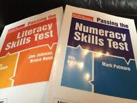 Qts skills test books