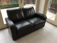 NEW ITALIAN REAL LEATHER 3+2 SOFAS CAN DELIVER FREE