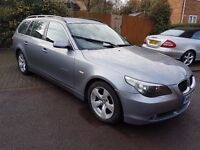 2006/56 BMW 520D SE TOURING AUTOMATIC FULL SERVICE HISTORY DRIVES SUPERB MUST SELL