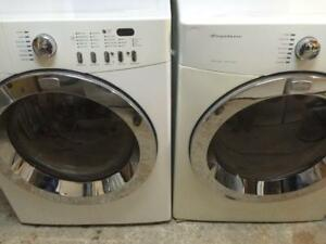 12- Laveuse Sécheuse Frontales FRIGIDAIRE AFFINITY  Frontload Washer Dryer