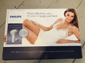 Philips Lumea Precision Plus - IPL removal machine - like new