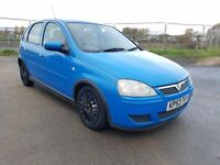 Vauxhall Corsa Design 1.4 fully automatic