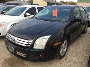 2008 Ford Fusion SE CALL 519 485 6050 CERT AND E TESTED