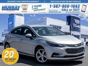 2017 Chevrolet Cruze **Heated Front Seats!  Remote Start!**