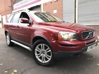 Volvo XC90 2011 2.4 D5 SE Estate Geartronic AWD 5 door 7 SEATS, AUTO, FULLY LOADED, 1 OWNER, BARGAIN
