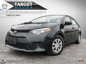 2016 Toyota Corolla $64/WK TAX IN! AUTO! A/C! ONE OWNER! PWR PKG