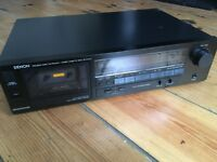 DENON DR-M10HX Hi-Fi Separate Stereo Cassette Tape Deck Japan