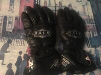 Rainmaster motorcycle gloves