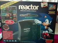 Sega mega drive reactor wireless 50+games