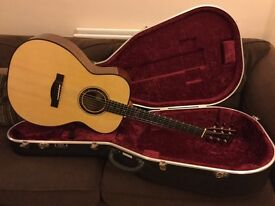 Electro Acoustic Guitar handmade in the UK