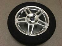 Ford Fiesta Alloy Wheel 195/55/R15
