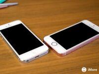 iPhone SE 64GB (Unlocked or Three) Wanted. Cash waiting.
