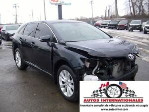 2015 Toyota Venza XLE 4X4 4CYL FULL EQUIPE DEMARREUR A DISTANCE
