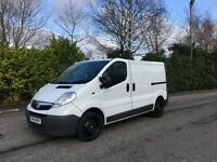 2011 VAUXHALL VIVARO 2.0 Cdti SWB VAN 6 SPEED MANUAL 6/2017 MOT LIKE TRAFIC AND PRIMASTAR